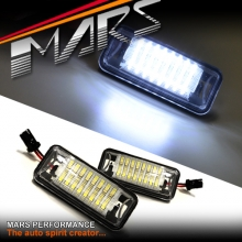 Super bright SMD LED Number Plate Lights for Toyota 86 & Subaru BRZ 86