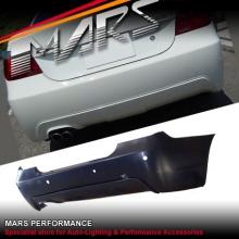 M Tech M Sports Style Rear Bumper Bar for BMW E60 08-09