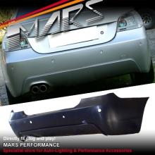 M Tech M Sports Style Rear Bumper Bar for BMW E60 03-07