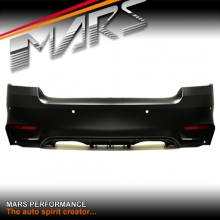 M4 F82 Style Rear bumper bar for BMW 3 Series E92 Coupe & E93 Convertible