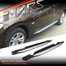 BMW OEM Style Running Boards Side Step Bar for E84 08-14 X1