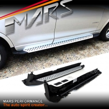 BMW OEM Style Running Boards Side Step Bar for F25 10-13 X3