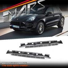 Aluminium Running Boards Side Step Bar for Porsche Macan 95B 14-17