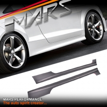 RS-TT Style Side Skirts for AUDI TT 8J MY06-MY14 Coupe & Convertible