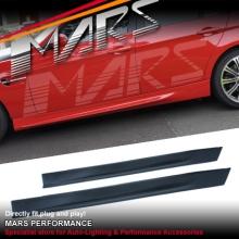 M3 style side skirts for BMW E90 06-11 Sedan & E91 Wagon!