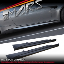 M3 style Side Skirts for BMW 3 Series E92 Coupe 06-13