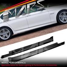 BMW F10 M Tech Sports Style Side Skirts for 520i 520d 528i 535i 535d 550i