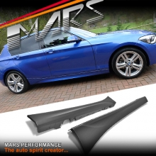 M135i M Tech Sports Style Bodykit Side Skirts for BMW 1 Series F20 Pre LCI Hatch