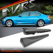 M Tech Sports Style Side Skirts for BMW 3-Series F30 Sedan
