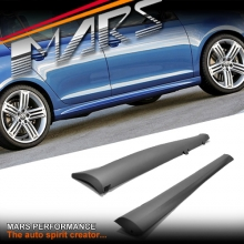 R-20 Style Side Skirts for VolksWagen VW Golf VI MK-6 09-12 Hatch