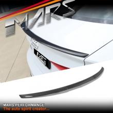 MARS Performance Carbon Fibre Rear Trunk Lip Spoiler for AUDI A3 S3 8V 4 Doors Sedan 13-16