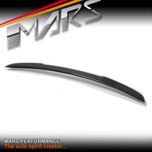 MARS Performance Carbon Fibre Rear Trunk Lip Spoiler for AUDI A5 S5 8T 4 doors Sedan