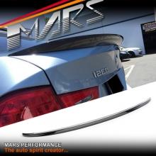 Gloss Black M Performance Style ABS Plastic Rear Trunk Lip Spoiler for BMW E90 Sedan 05-11