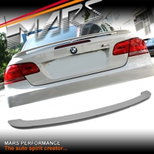 BMW ABS Plastic Rear Trunk Lip Spoiler for BMW E93 Convertible include M3