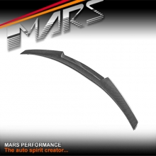 Carbon Fibre F82 M4 Style Rear Trunk Lip Spoiler for BMW 4-Series F32 Coupe
