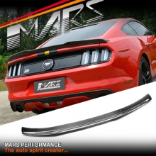 MARS Performance GT Carbon Fiber Rear trunk boot lip Spoiler for Mustang FM 15-17