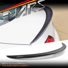 AMG Style Carbon Fibre Rear Trunk Lip Spoiler for Mercedes Benz C205 Coupe, include C43 & C63-S