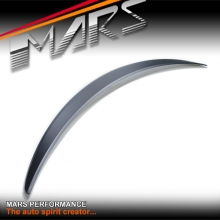 Matt Black AMG Style ABS Plastic Rear Trunk Lip Spoiler for Mercedes Benz C205 Coupe, include C43 & C63-S