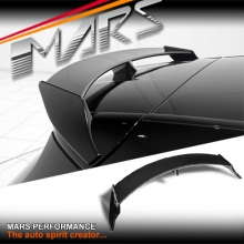 Gloss Black ABS Plastic Brabus Style Rear Roof Spoiler for Mercedes-Benz A Class W176 & A45 AMG