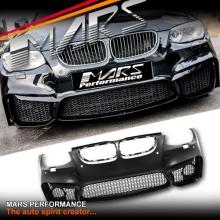 M4 F82 Style front bumper bar for BMW E92 LCI Coupe & E93 Convertible 10-13