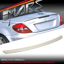 AMG SLK55 Style ABS Rear Trunk Lip Spoiler for Mercedes-Benz SLK R171