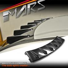 Gloss Black Rear Roof Fin Spoiler for SUBARU GD Impreza Sedan 01-02 03-05 05-07
