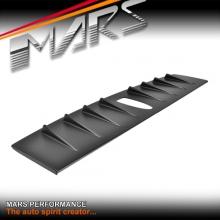 Carbon Fibre Print Rear Roof Fin Spoiler for SUBARU Impreza 4 doors Sedan & WRX STi 14-17