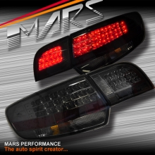 Smoked Black LED Tail Lights for AUDI A3 8P HatchBack 05-09