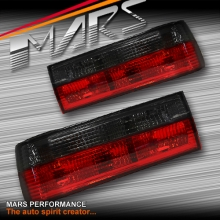 Smoked Red Tail Lights for BMW 3 Series E30 83-87