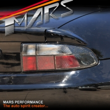 Smoked Black Tail Lights for BMW Z3 E36-7 96-03
