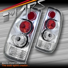 Crystal Clear Altezza Tail Lights for Ford Falcon FPV BA BF UTE
