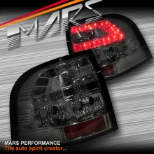 Smoked LED Tail lights for Holden Commodore VE UTE Series 1 & 2