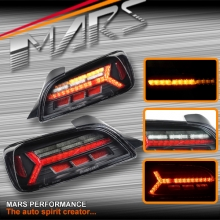 Buddy-Club full LED Tail Lights with Dynamic Indicators for Honda S2000 AP1