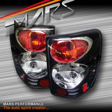 Black Altezza Tail lights for JEEP Grand Cherokee WJ 99-04