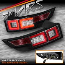 Black Full LED Tail Lights for Land Rover Range Rover Evoque 11-15 L538