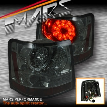 Smoked LED Tail lights for Land Rover Range Rover Sport L320 05-09