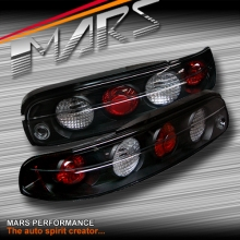 Black Altezza Tail Lights for Toyota Soarer & Lexus SC300 SC400