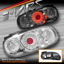 Crystal Clear Altezza LED Tail Lights for MAZDA MX-5 NA 89-98
