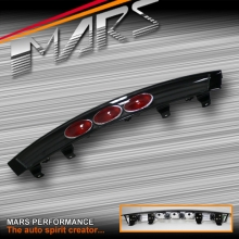 JDM Black Altezza Tail Light Garnish for MAZDA RX-7 97-02