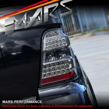 Smoked Black LED Tail Lights for Mercedes-Benz ML-Class W164