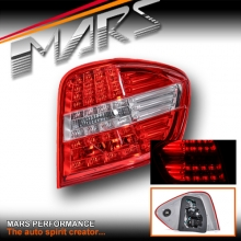 Driver / Right Hand Side LED Tail lights for Mercedes-Benz W164 09-11 Face-lift model
