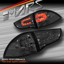 Full Smoked LED Tail lights for MITSUBISHI Challenger & Montero Sport PB PC 08-15