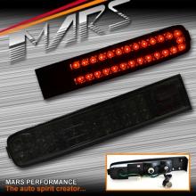 Smoked Full LED Tail lights for Nissan Cube 02-08 Z11 BGZ11 BNZ11 BZ11