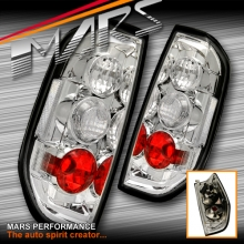 Crystal Clear Altezza Tail lights for Nissan Navara & Frontier D40