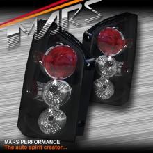 Black Altezza Tail Lights Nissan PathFinder R51 05-12 TI ST-L