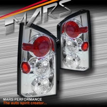 Crystal Clear Altezza Tail Lights Nissan PathFinder R51 05-12 TI ST-L