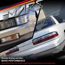 Crystal Side Corner Parker & Bumper Turn Indicator & Tail Lights for Nissan Silvia S13