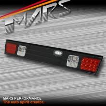 JDM Black Tail Lights Garnish for Nissan 200SX Silvia S14 93-98