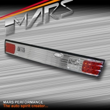 Crystal Clear Tail Lights Garnish for Nissan 200SX Silvia S14 93-98