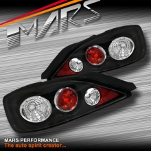 JDM Black Altezza Non LED Tail Lights for Nissan 200SX Silvia S15
